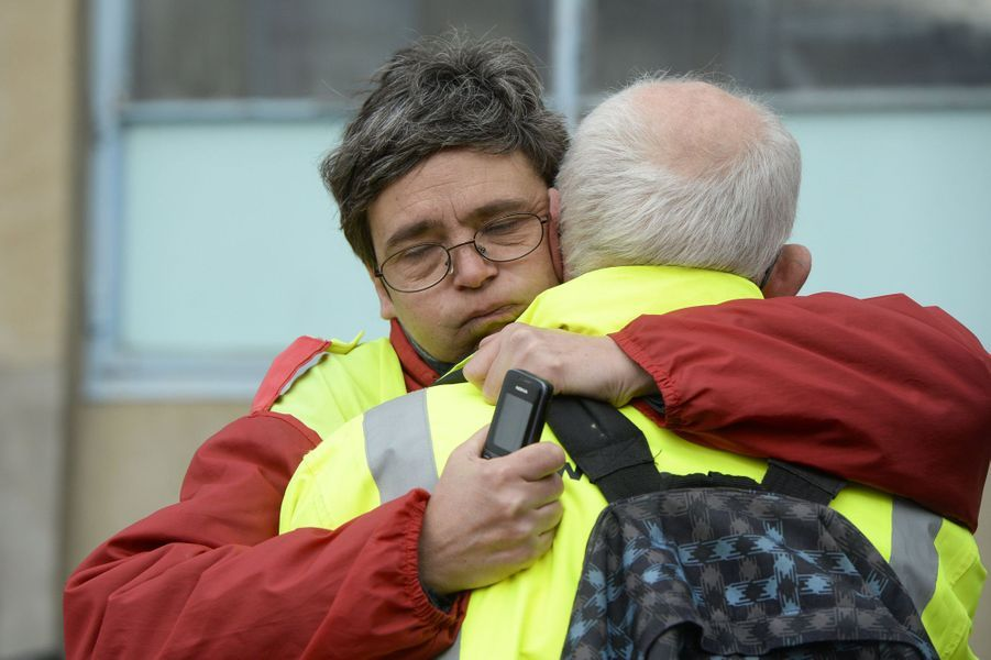 A Bruxelles, l'émotion après les attentats