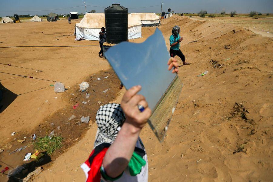 Les violences se sont poursuivies à Gaza.