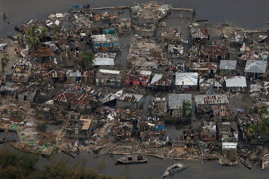 Après le passage de Matthew, le bilan des pertes humains est incertain