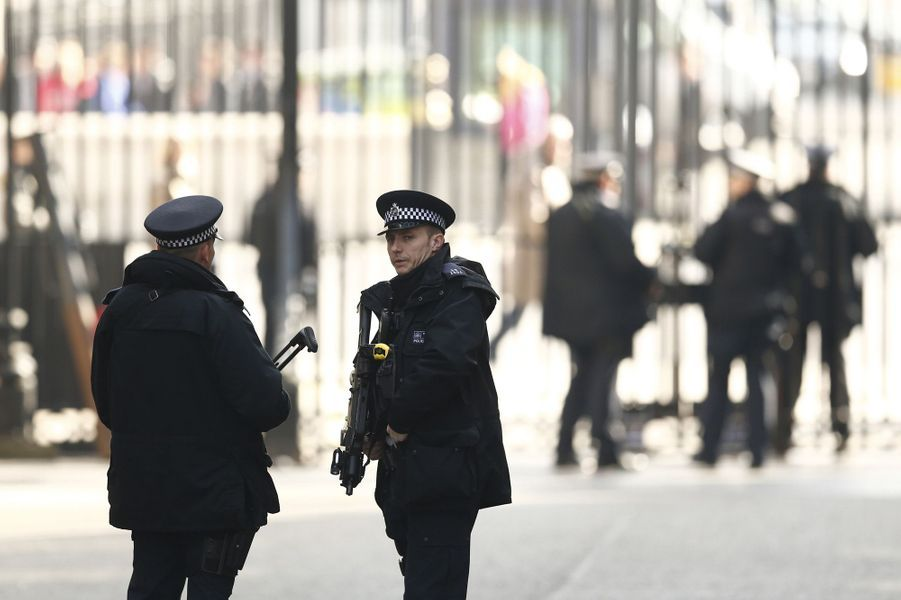Après les explosions de Bruxelles, la sécurité a été renforcée à Londres