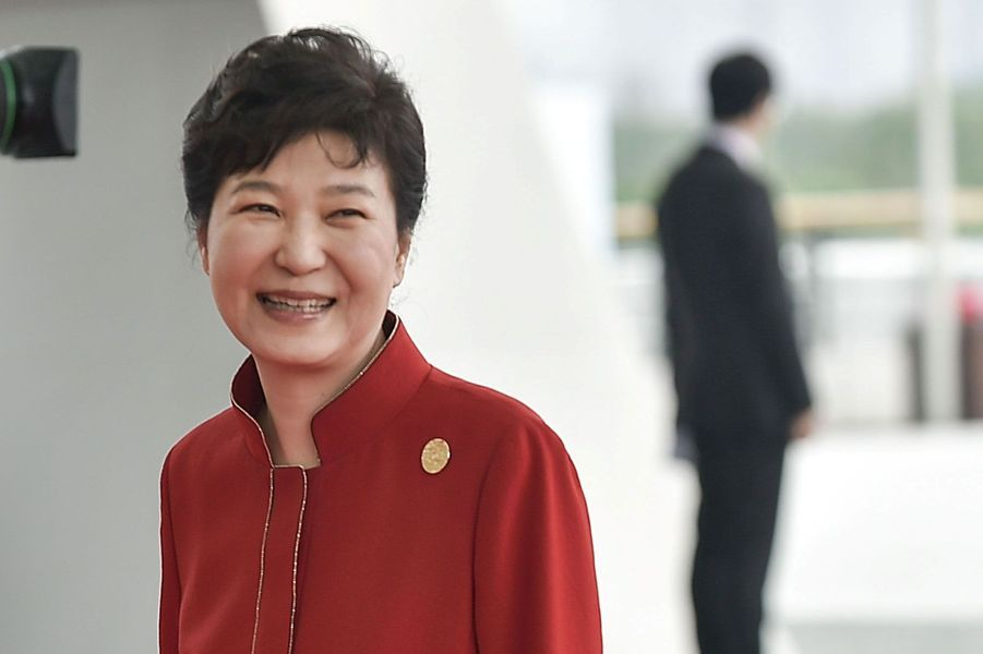 Park Geun-Hye, présidente sud-coréenne