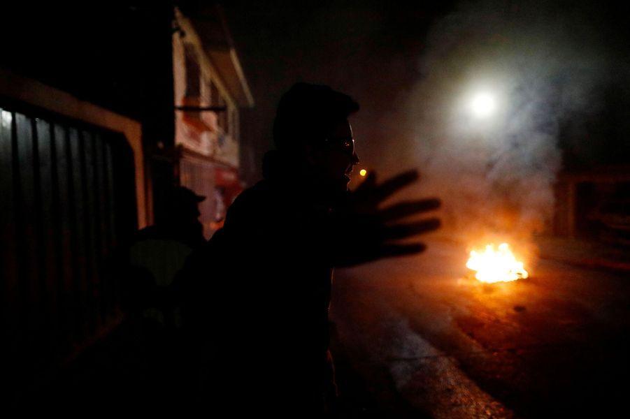 Une élection présidentielle marquée par les manifestations au Honduras.