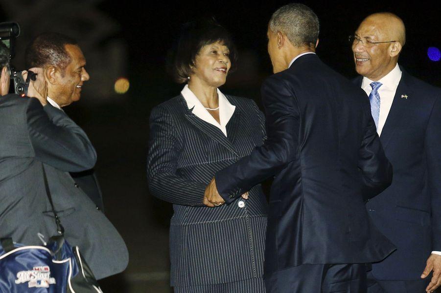 Barack Obama, à la conquête de la Jamaïque