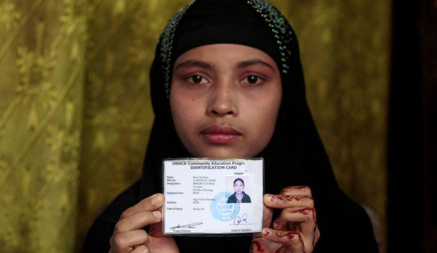 Selon les Nations unies, les affrontements dans l'Etat de Rakhine entre bouddhistes et Rohingya ont déplacé 23.108 personnes, dont 97% sont des musulmans.
