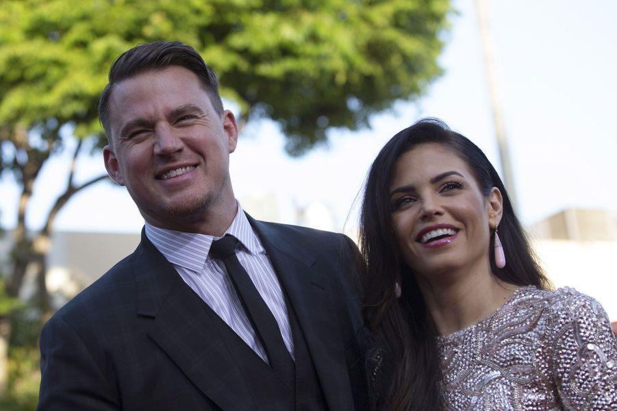 Channing Tatum et sa femme Jenna Dewan