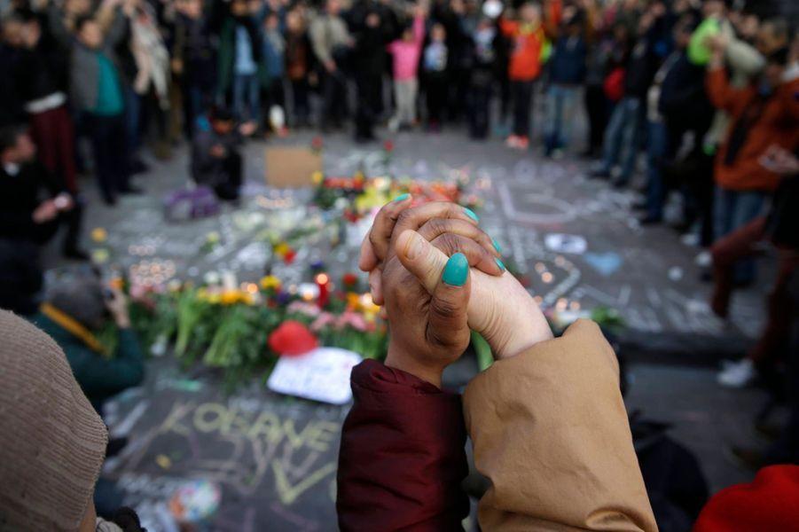 Bruxelles sous le choc