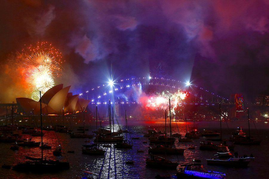 La Nouvelle-Zélande célèbre son passage en 2018
