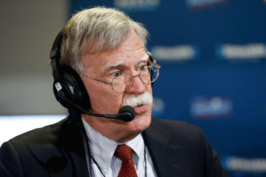 John Bolton, ancien de l'administration de George W. Bush et proche de Steve Bannon, pourrait aussi être secrétaire d'Etat.