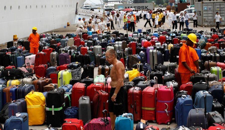 Flot de bagages