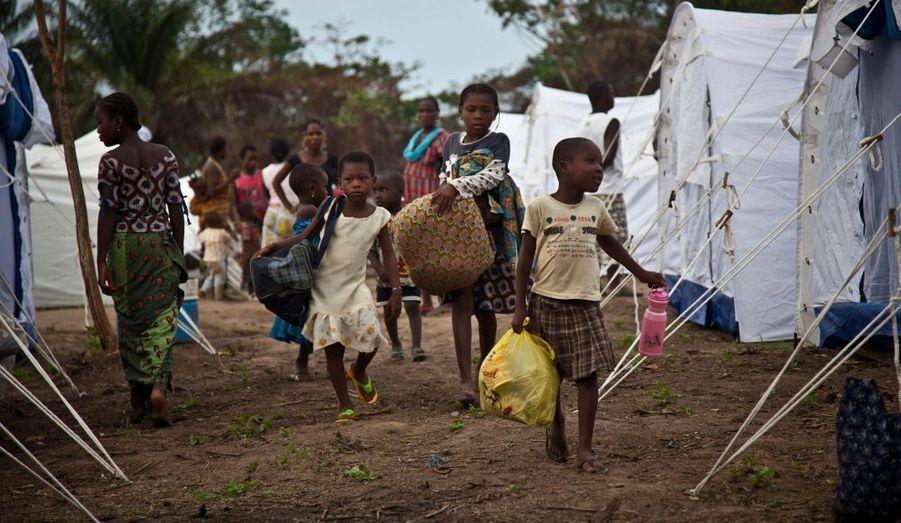 Camp de refugiés