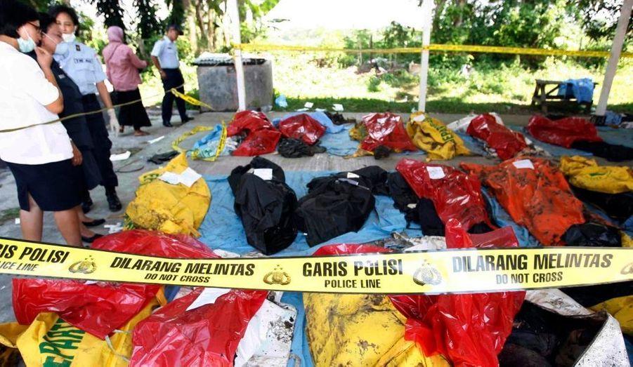 Le dernier bilan fait état de 97 morts, soit presque la totalité des passagers.