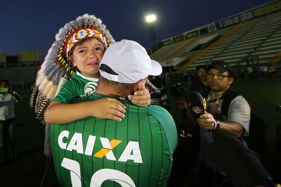 Les Brésiliens sont inconsolables