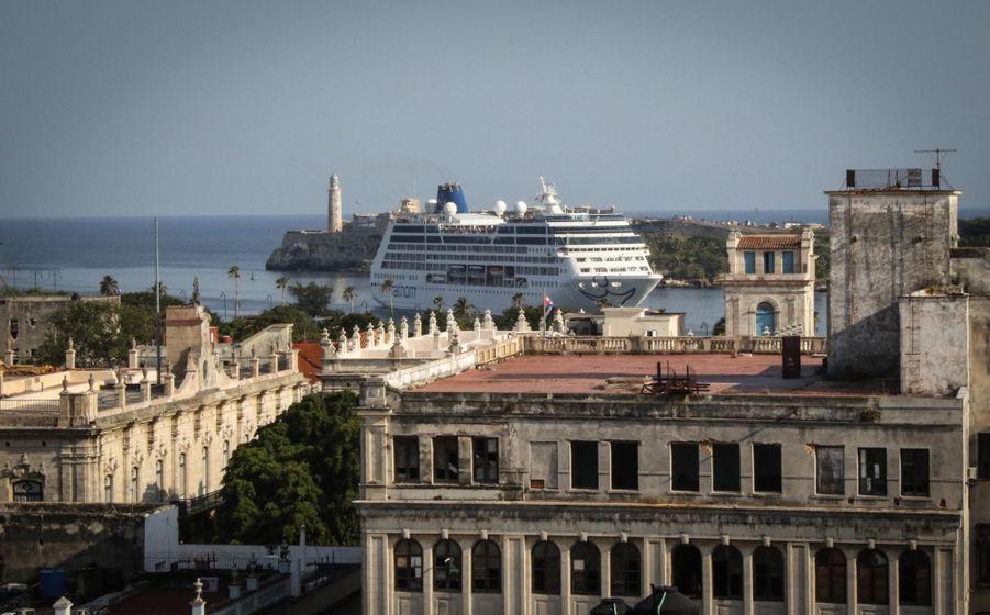 Croisière historique entre les Etats-Unis et Cuba