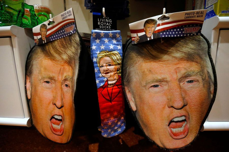 Donald Trump star d'Halloween