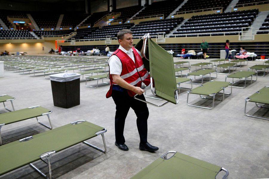 La Louisiane se prépare à l'arrivée de la tempête Harvey.