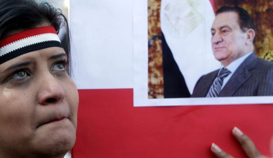 Pro-Moubarak
