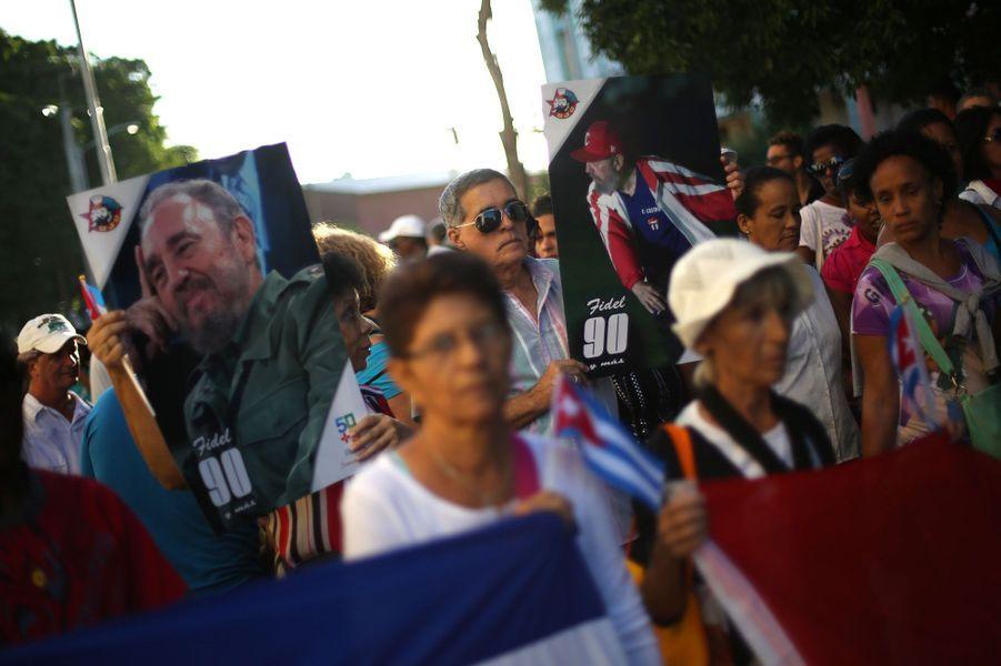 Une semaine de deuil a été décrétée à Cuba après la mort de Fidel Castro