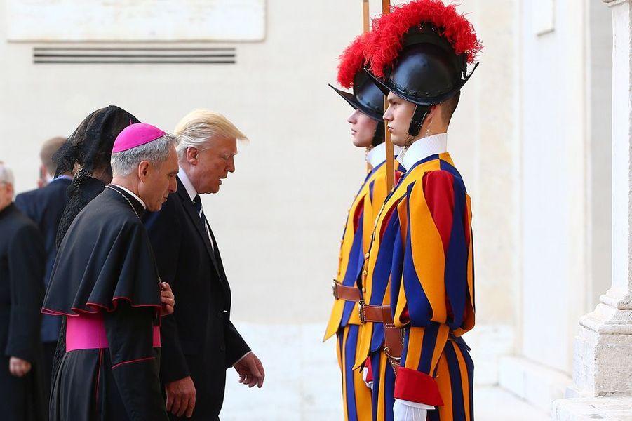 Rencontrer le pape au vatican