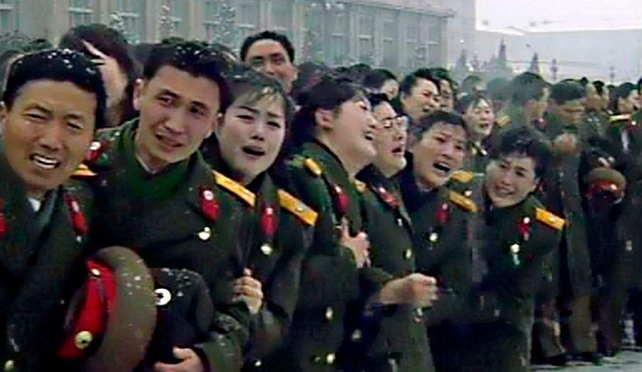 Soldats dévoués