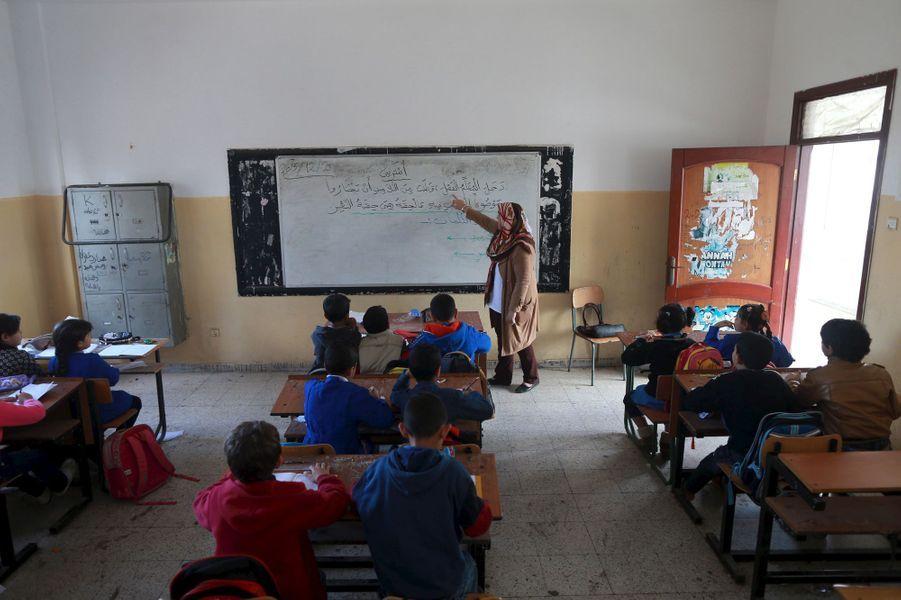 A Benghazi, les écoles ont enfin rouvert leurs portes