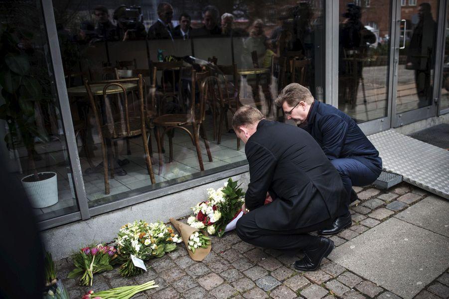 A Copenhague, les Danois se souviennent