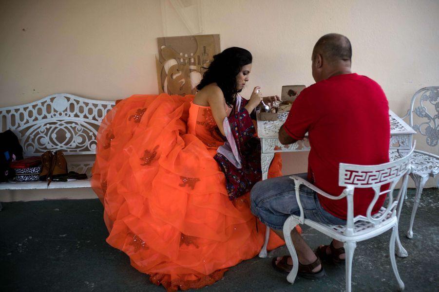 A Cuba, le retour des ados pour leur quinceañera