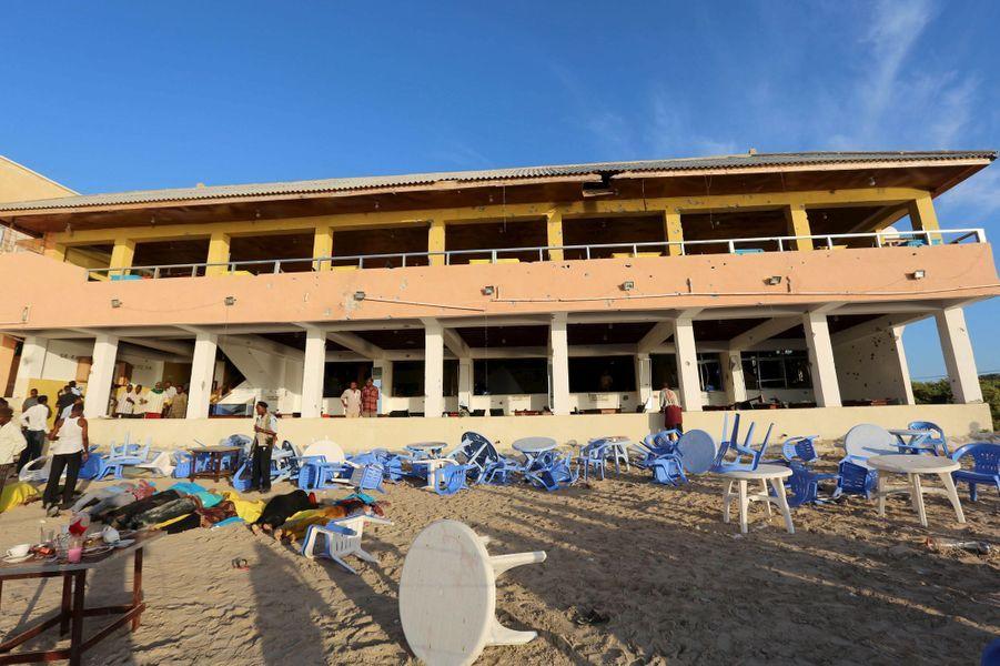 A Mogadiscio, 19 personnes ont été tuées sur la plage dans une attaque des rebelles shebab