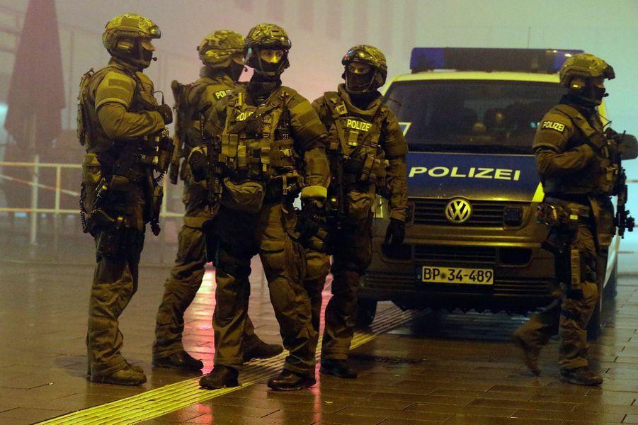 A Munich, un Nouvel an sous haute surveillance