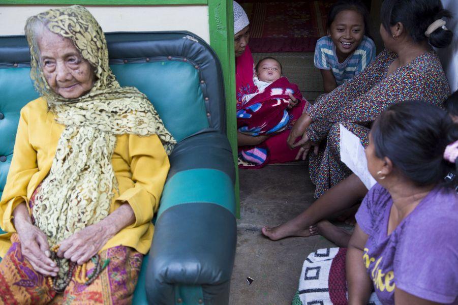 Anami, l'Indonésienne qui dit avoir 140 ans