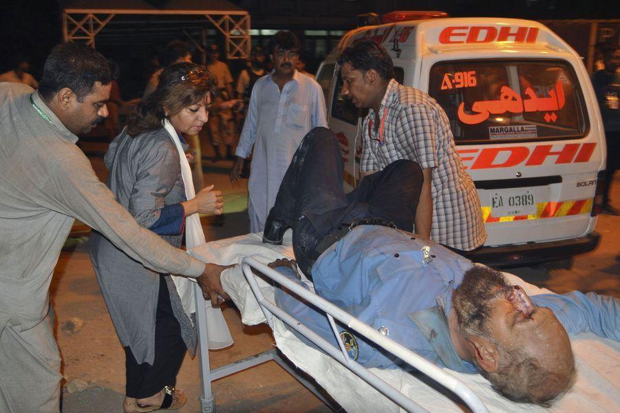 Attaque meurtrière à l'aéroport de Karachi