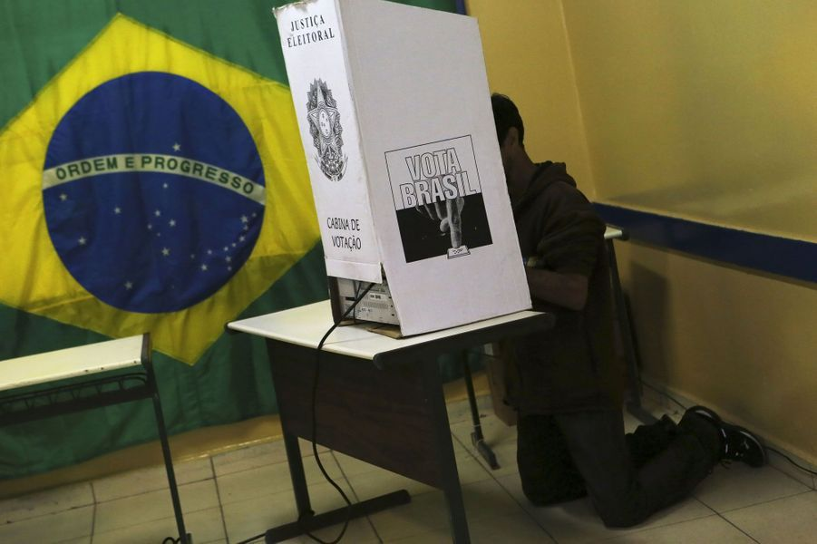 Aux urnes, les Brésiliens se font entendre