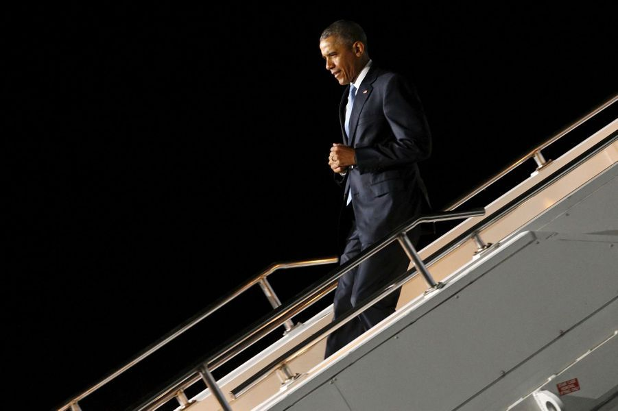 Barack Obama sur la terre de ses ancêtres