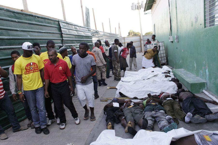 Carnaval tragique en Haïti
