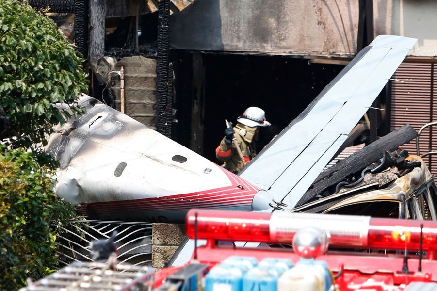 Trois personnes sont mortes dans le crash de l'avion de tourisme