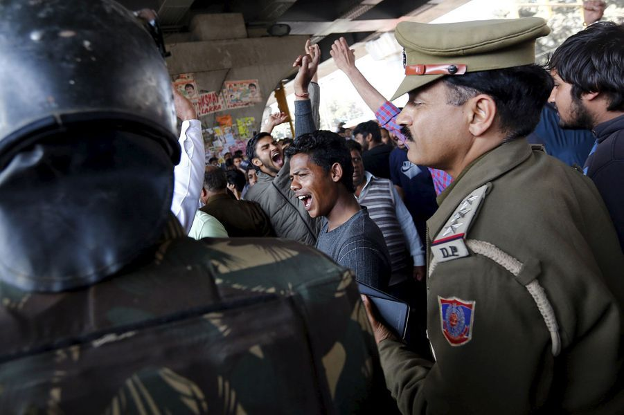 Dix morts dans des violences de castes dans le nord de l'Inde