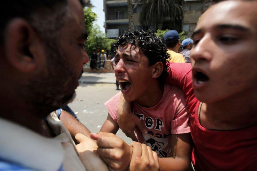 Egypte. Les images insoutenables de la répression