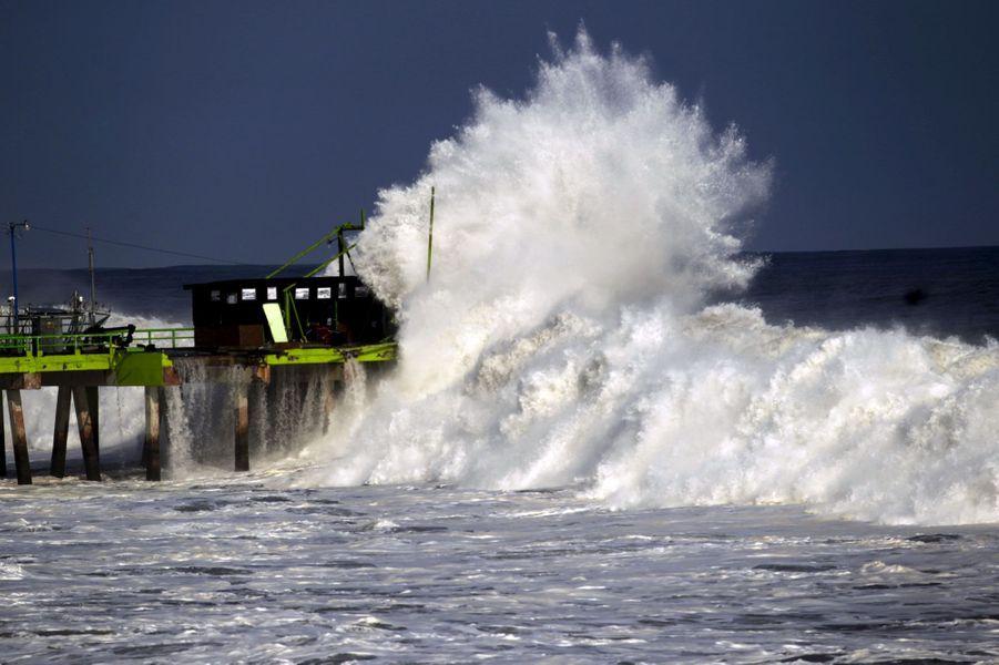 En Amérique latine, des vagues destructrices