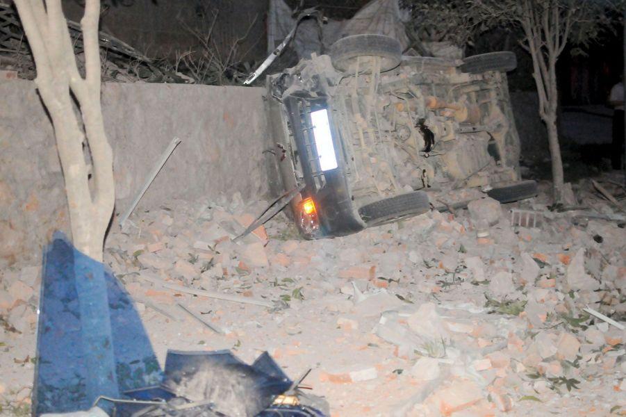 En Chine, une série d'explosions fait 7 morts
