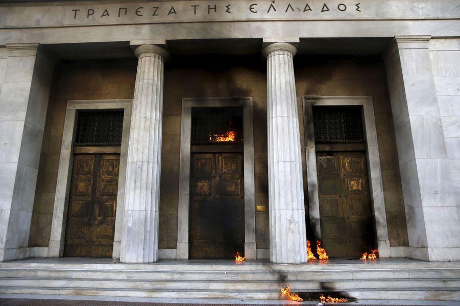 En Grèce, Tsipras n'est plus en état de grâce