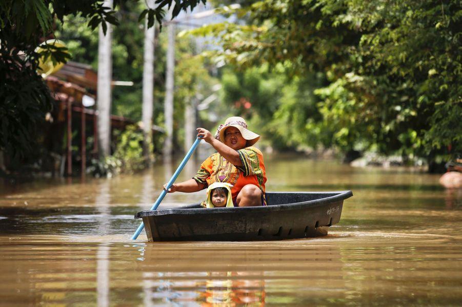 En Thaïlande, l'angoisse du typhon