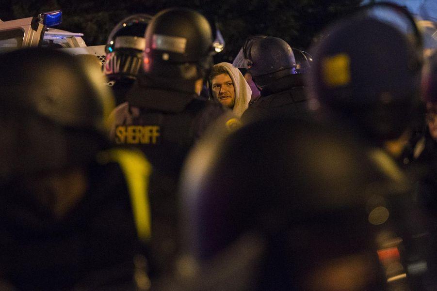 Encore 53 arrestations à Baltimore