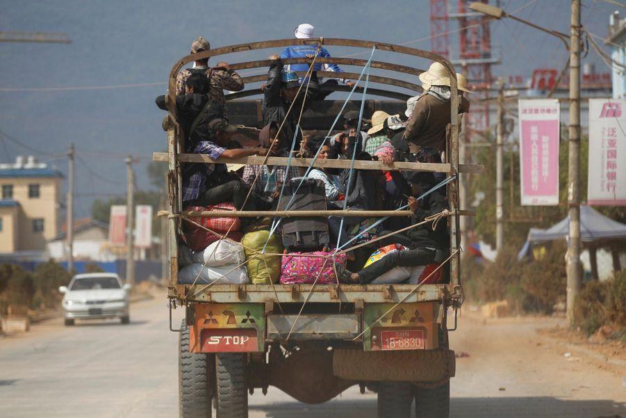 Etat d'urgence en Birmanie