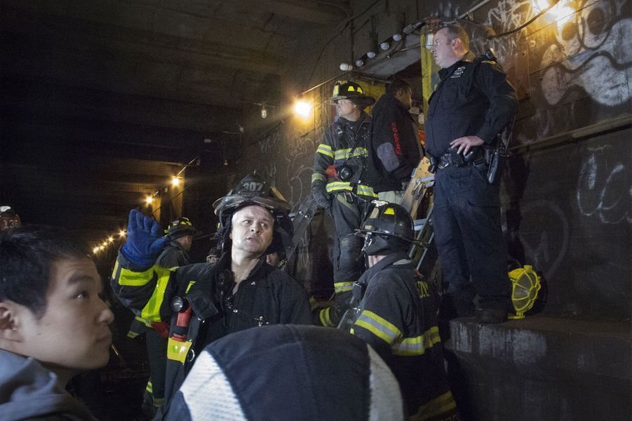 Grosse frayeur dans le métro new-yorkais