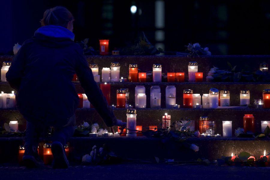 Haltern pleure ses 16 lycéens morts