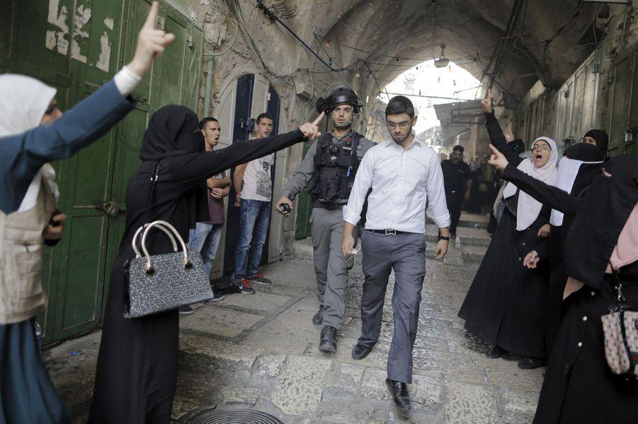 Jérusalem. La peur d'une nouvelle Intifada