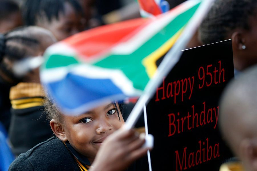 """Joyeux anniversaire, Madiba"""