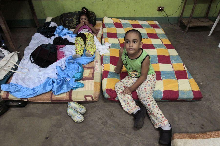L'Amérique centrale dévastée par un séisme