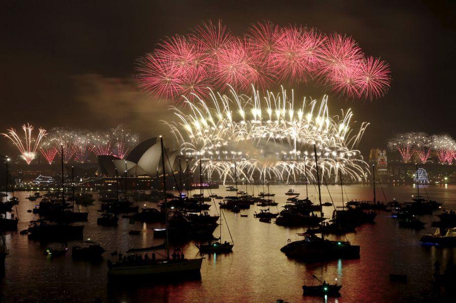L'Australie célèbre déjà 2016