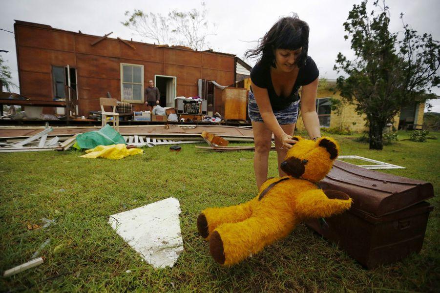 L'Australie dévastée par deux cyclones