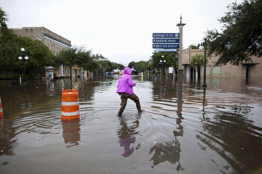 La Caroline du Sud redoute la montée des eaux